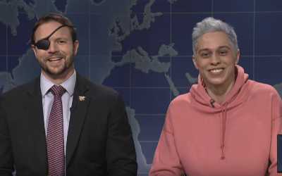 Pete Davidson Apologizes to Lt. Com. Dan Crenshaw – SNL