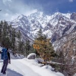Nepals Himalaya Mountain Trek