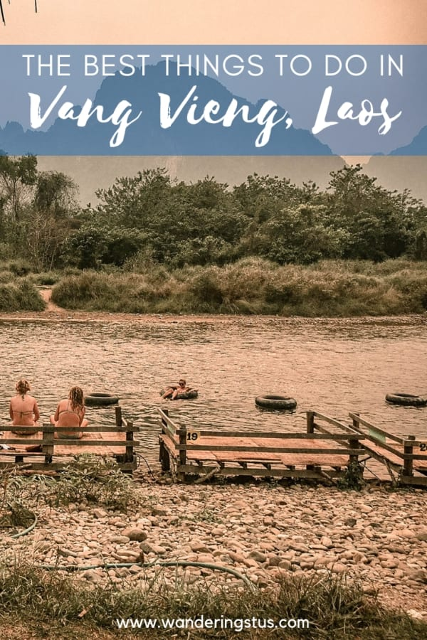 What to do in Vang Vieng Pin