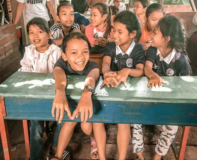 BOVA Orphanage in Battambang Cambodia