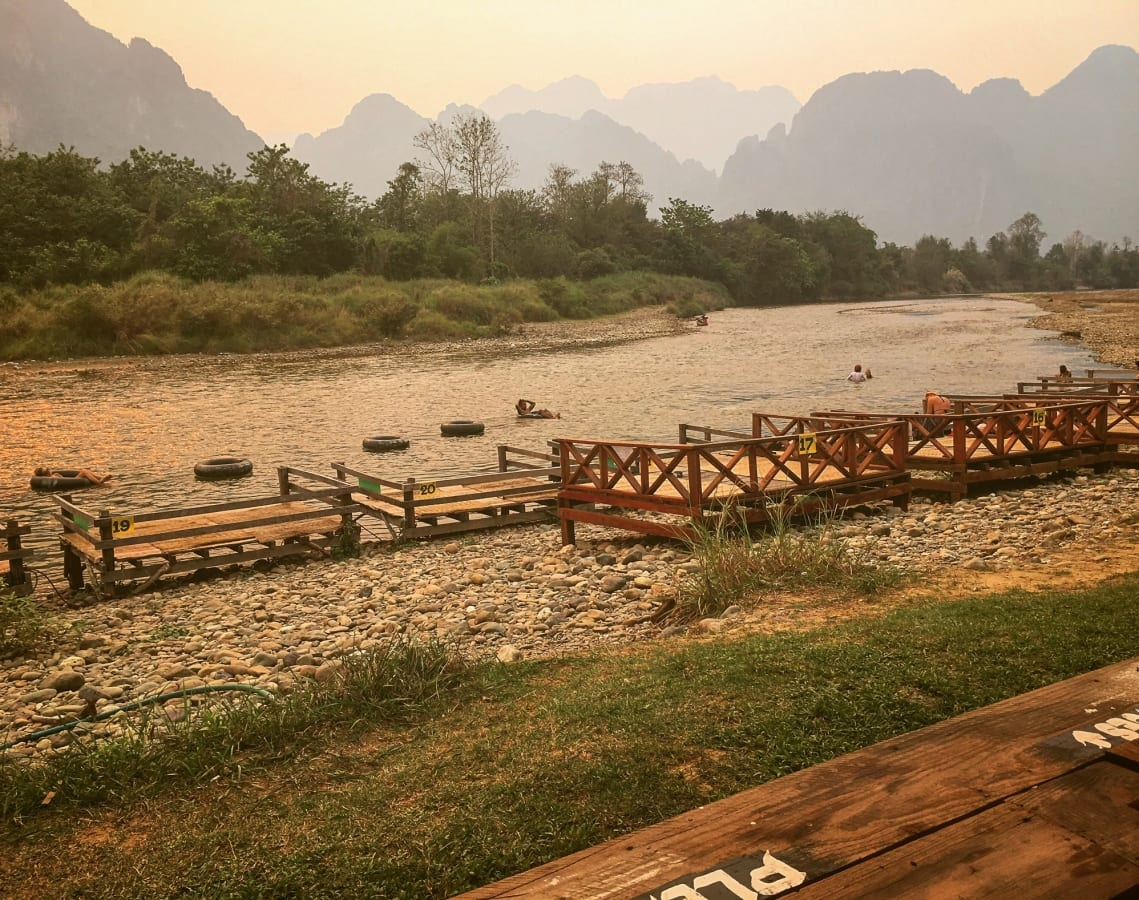 A Backpackers Travel Guide on What to See and Do In Vang Vieng, Laos