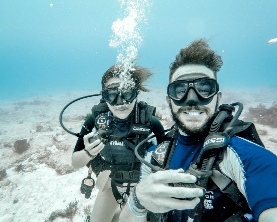 Your Guide to Open Water Scuba Diving in Southeast Asia