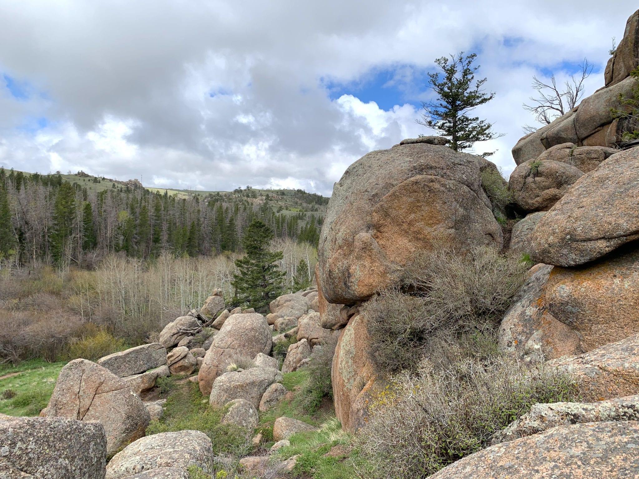 Turtle Rock Trail Vedauwoo