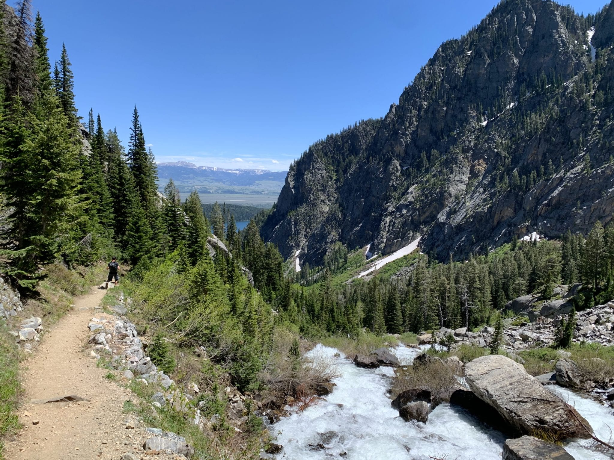 Death Canyon in Grand Teton National Park