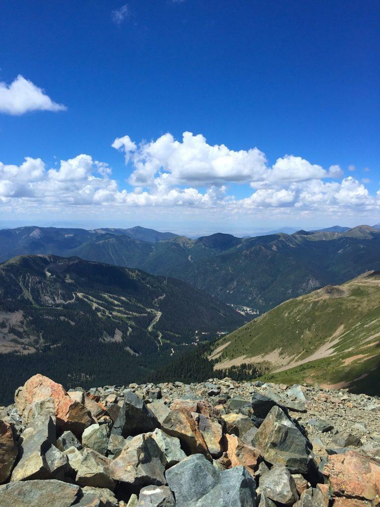 Views from Wheeler Peak