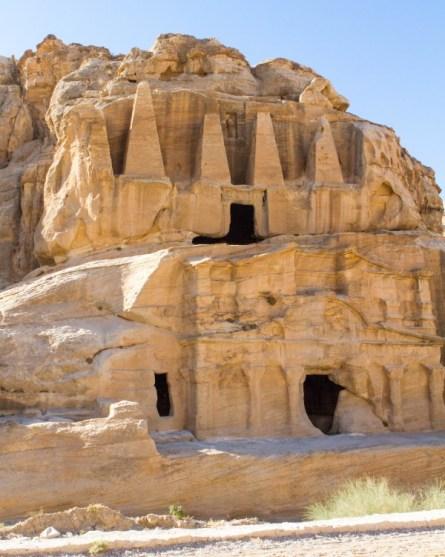 Petra Obelisk Tomb