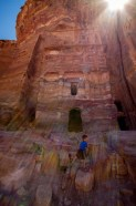 Wandering Petra