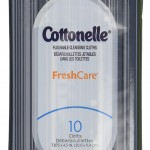 Cottonelle wet wipes - Items to Keep Kids Healthy When Travelling