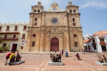 Iglesia San Pedro de Claver