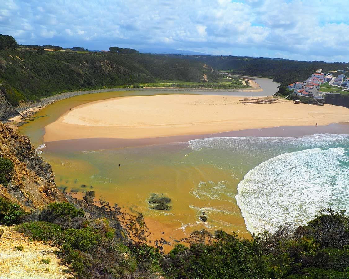 Algarve Beaches Praia de Odeceixe