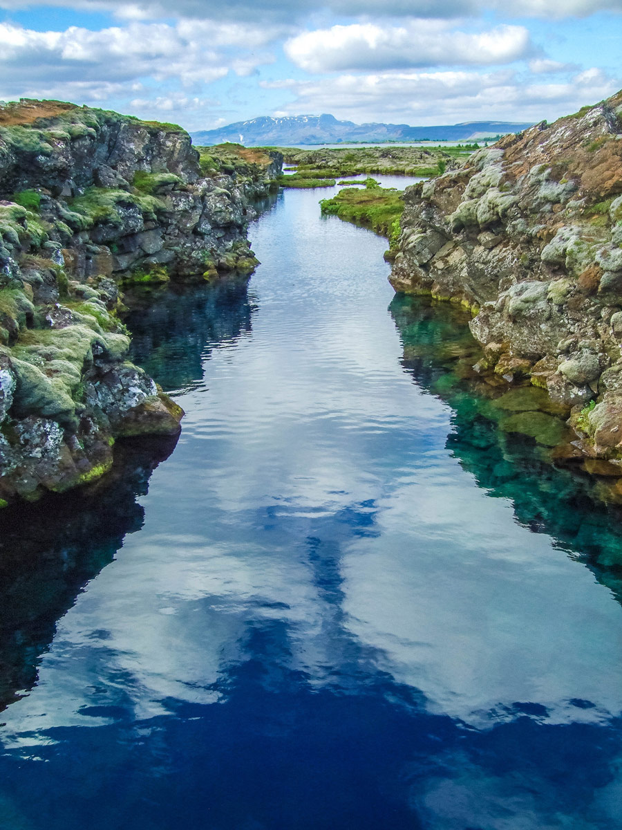The famous Silfra fissure in Thingvellir National Park - An Epic 14 Day Iceland Itinerary