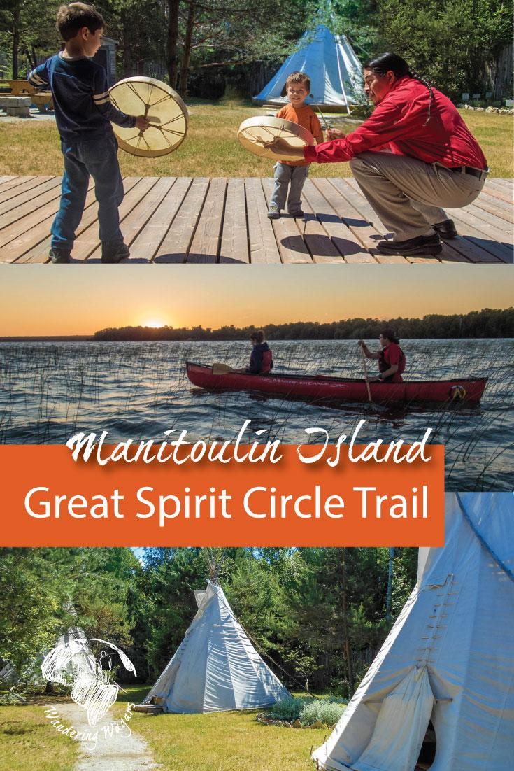 Manitoulin Island Great Circle Trail - Pinterest