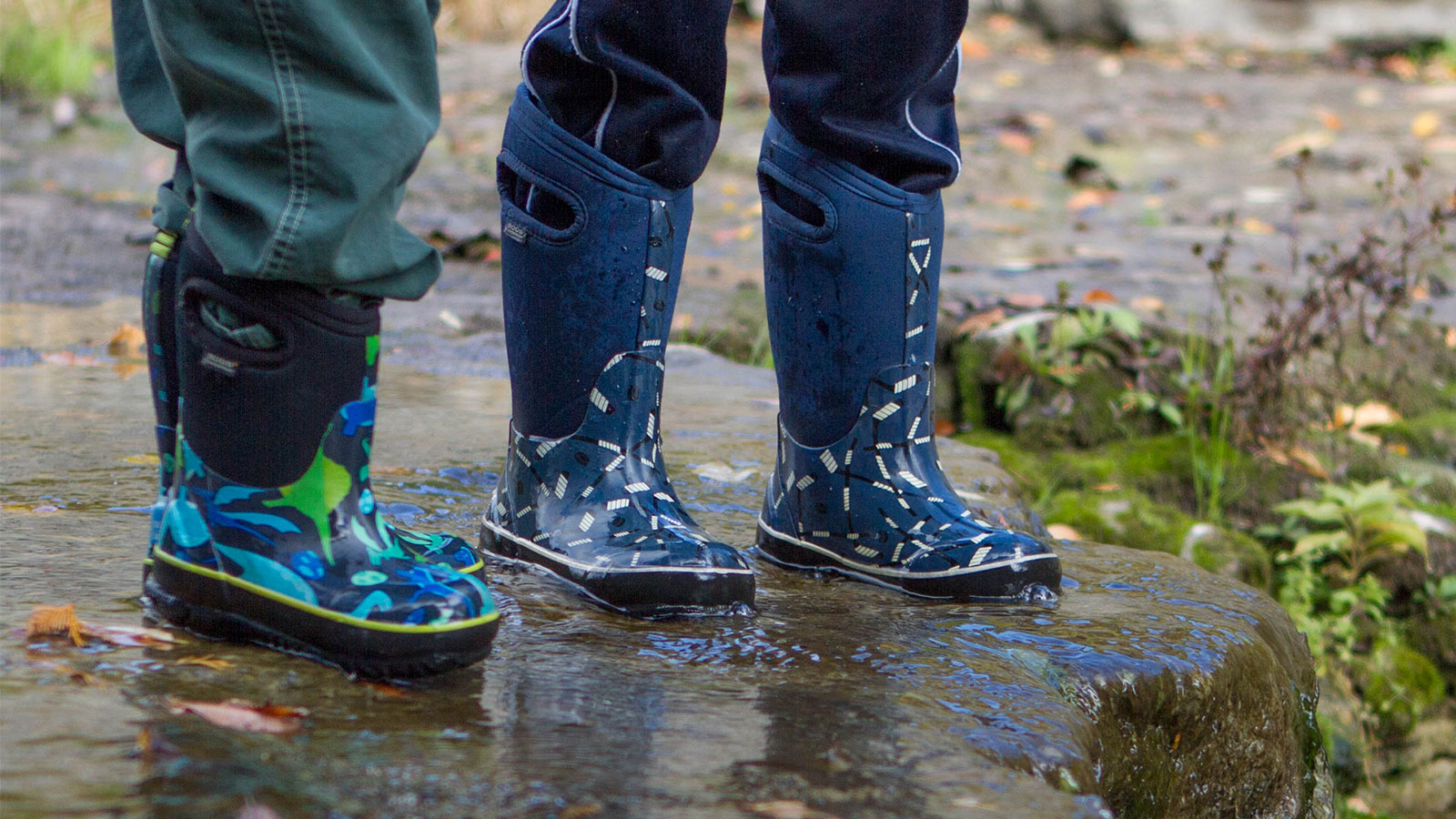 Gear Review Bogs Kids Winter Snow Boots Wandering Wagars