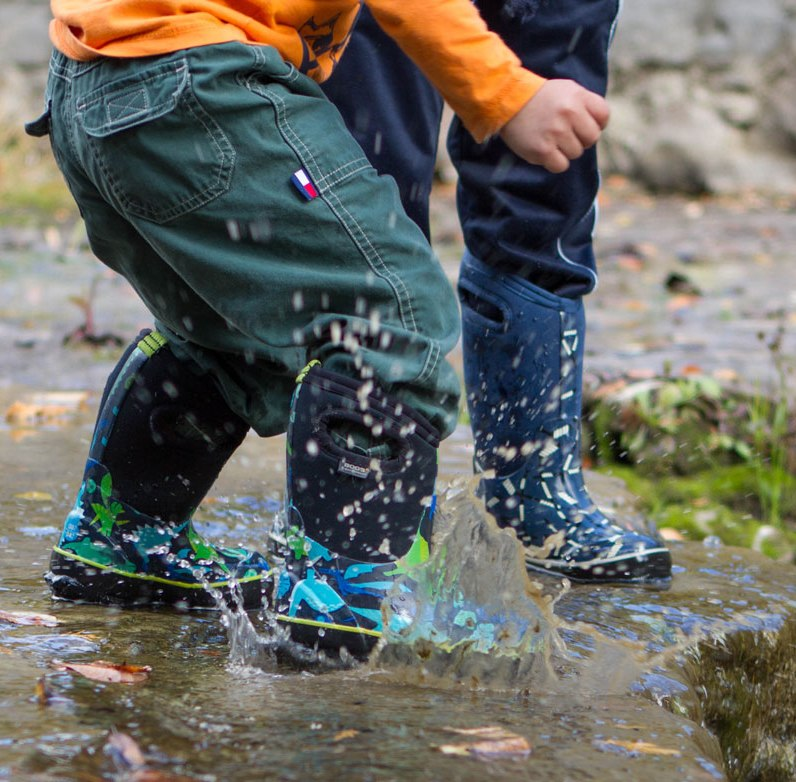 Gear Review: Bogs Rain Boots for Kids - Wandering Wagars