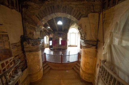Dance floor of Alster Tower