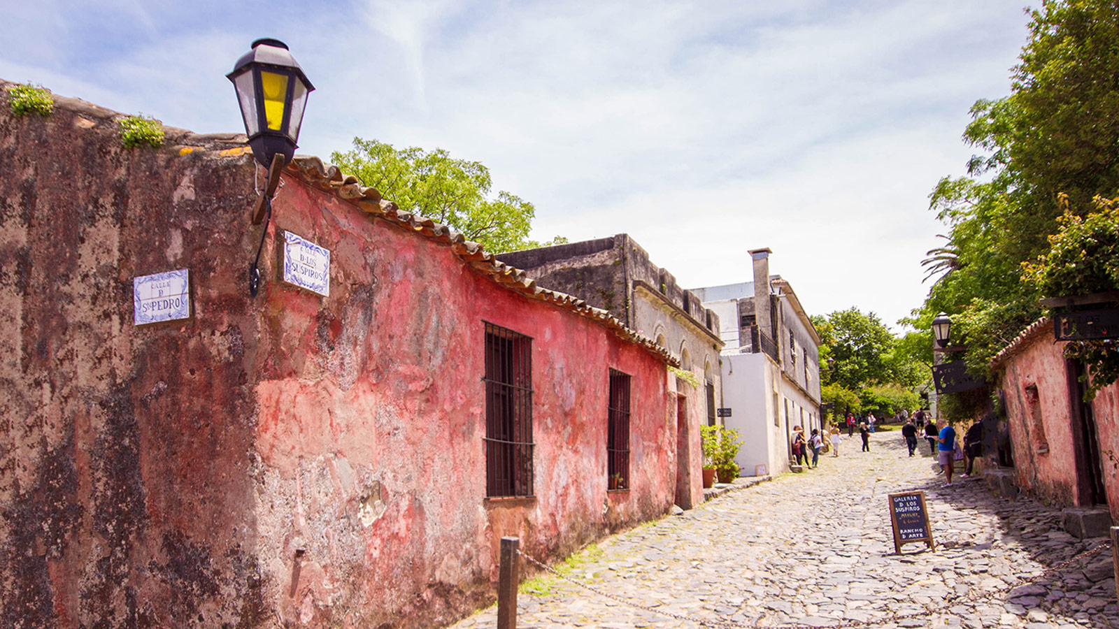 Calle de los Suspiros is a great place to visit in Colonia del Sacramento with kids.