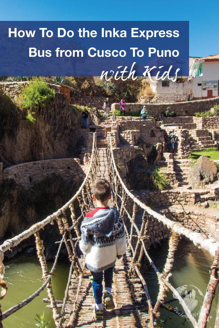What is it like traveling on the Cusco to Puno Bus with kids? It was incredible! Check out everything we saw!