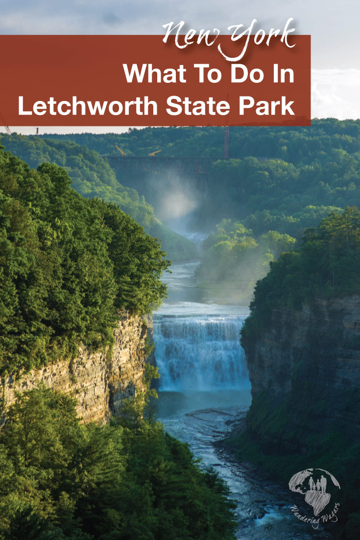 Visiting Letchworth State Park is a perfect getaway in Upper New York State. Voted the #1 State Park in America and often dubbed the Grand Canyon of the East, there is a lot to experience in Letchworth State Park