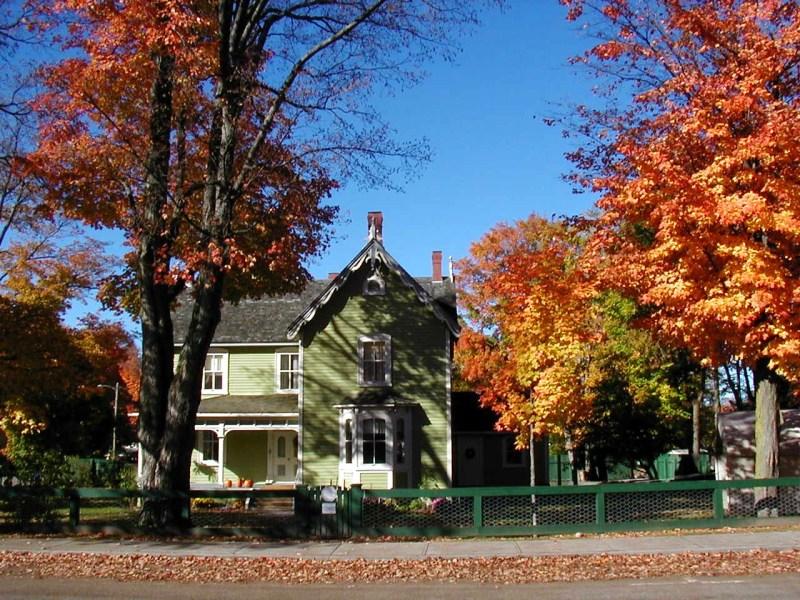 Bethune Memorial House in Gravenhurst Ontario