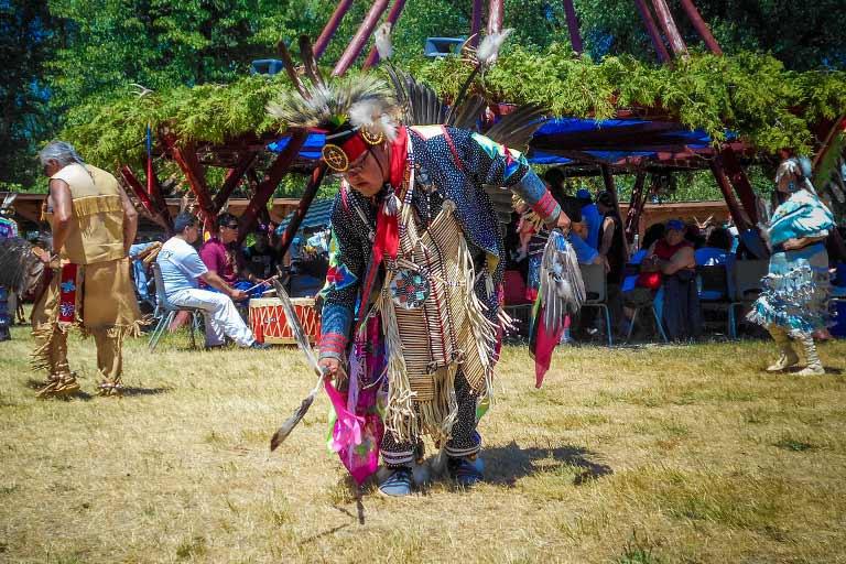 Powwows in Ontario
