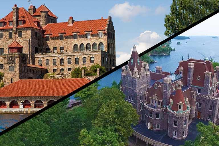 Thousand Island Castles