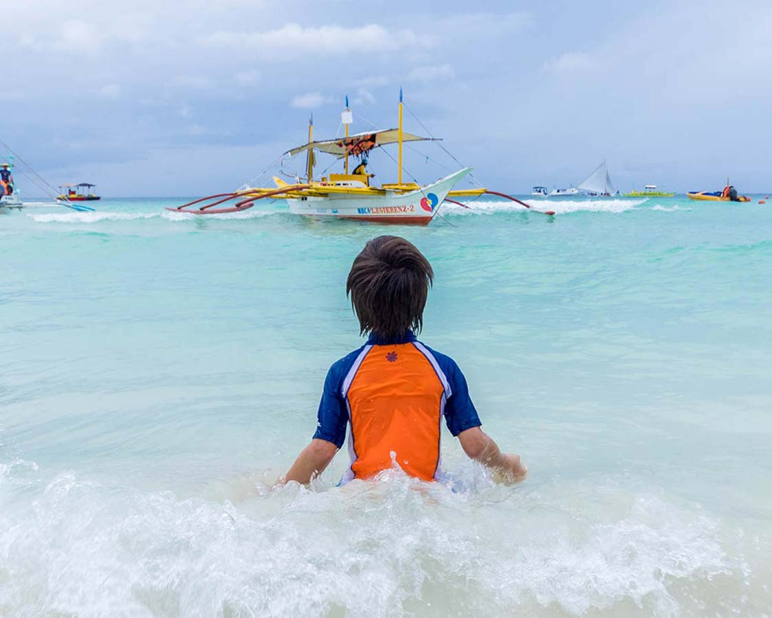 Boracay with Kids is one of the most incredible destinations on the planet