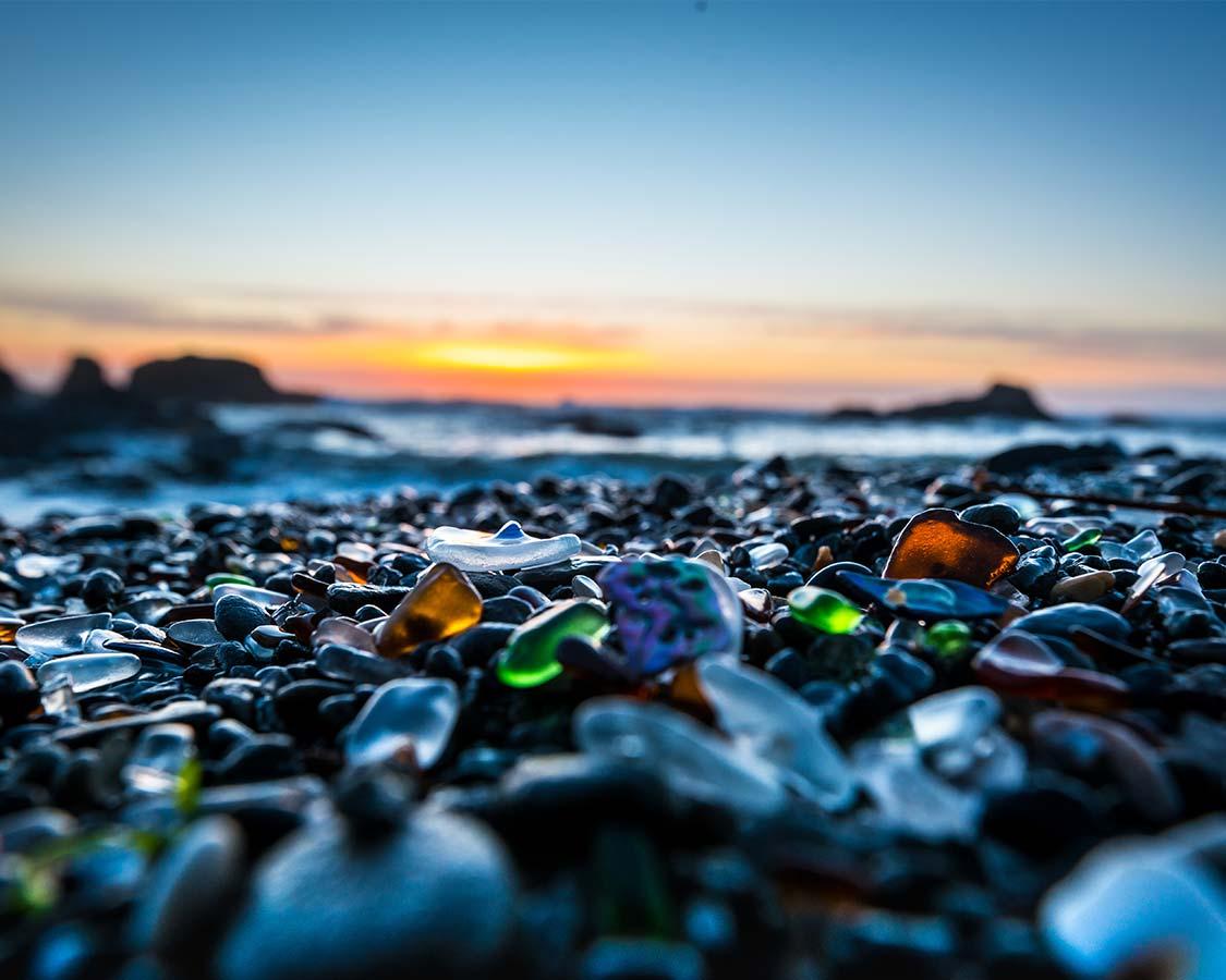 Sea Glass Beach Bermuda Best Bermuda Beach