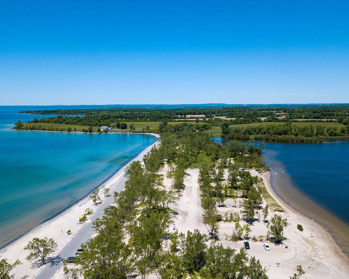 North Shore Provincial Park Prince Edward County
