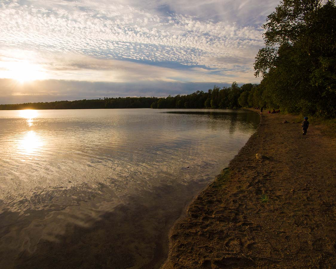 Things to do in Bruce Peninsula National Park - Cyprus Lake Campground beach