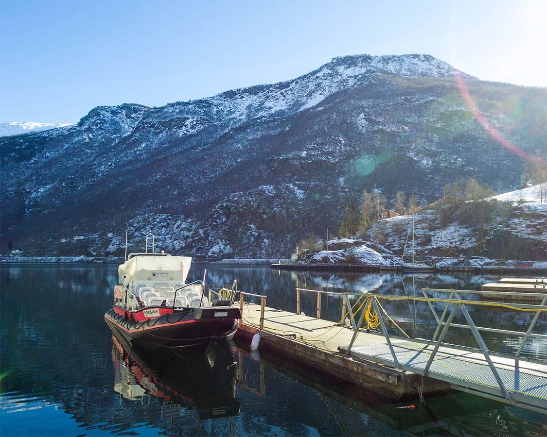 Flam Norway things to do RIB boat safari