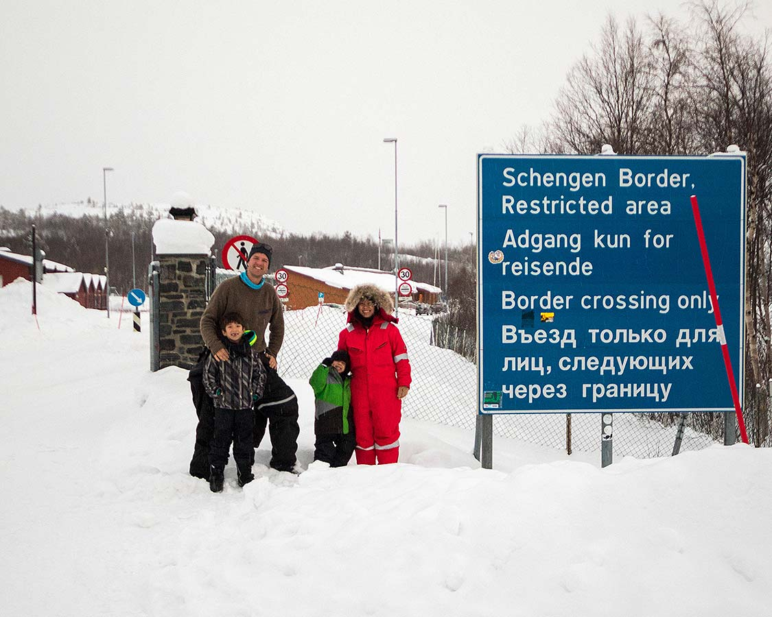 Things To Do in Kirkenes Norway Visit The Russian Border