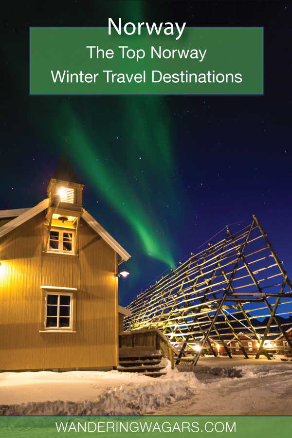 best places to visit in Norway in winter