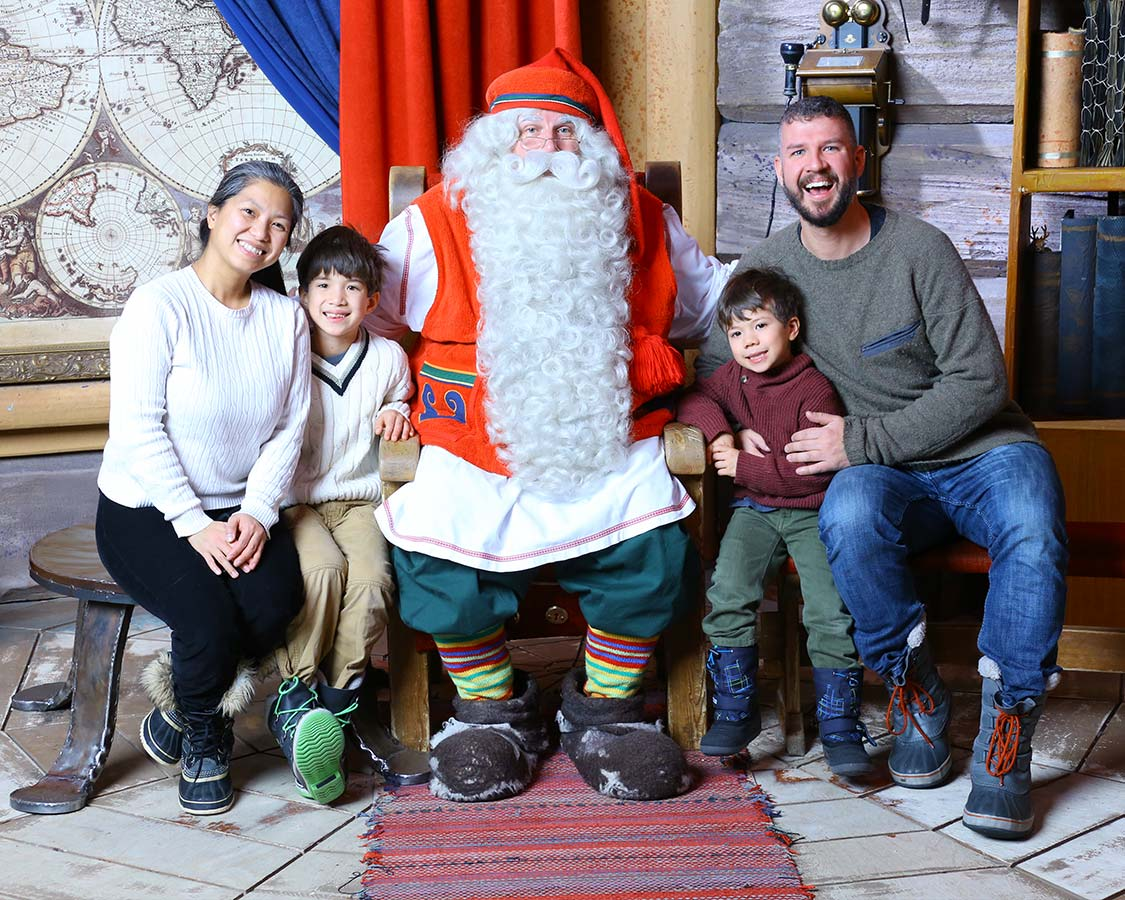 Christmas In Lapland Santa Claus Experience