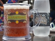Gilly Water and Butter Beer