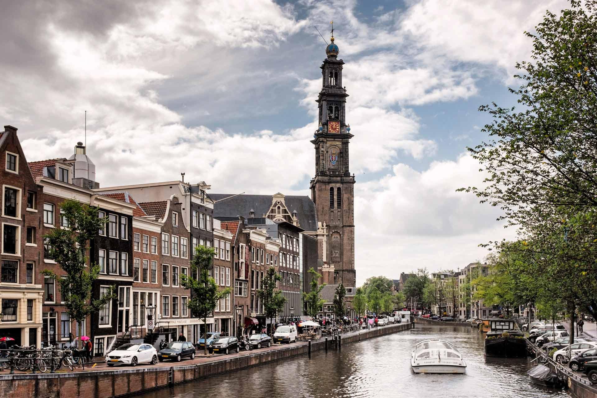 نتيجة بحث الصور عن Westerkerk Church