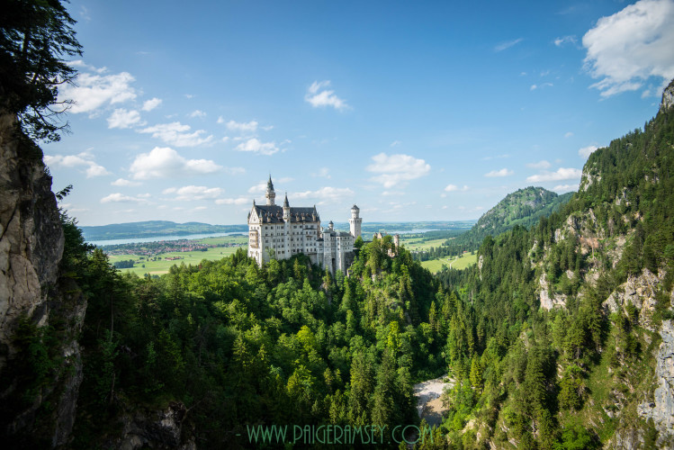 Neuschwanstein Castle – Day 3 of #15daysthrougheurope