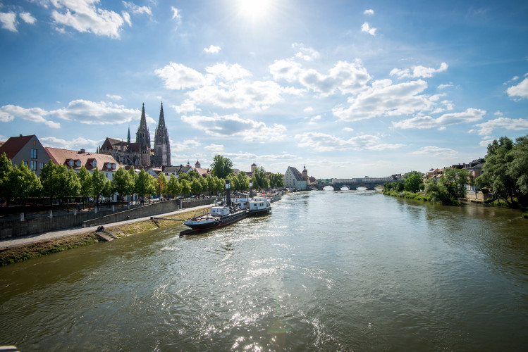 Regensburg – Day 7 #15daysthrougheurope
