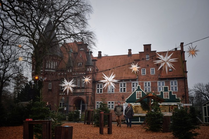 Visiting Bergedorf