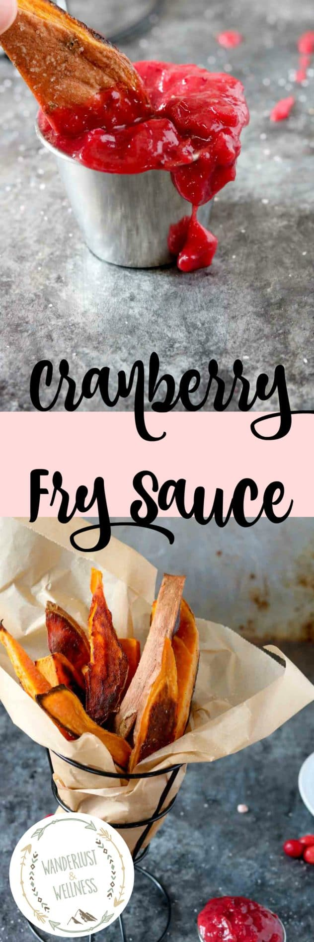 Cranberry Fry Sauce