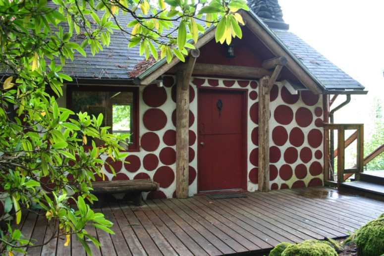 Cabin Oregon