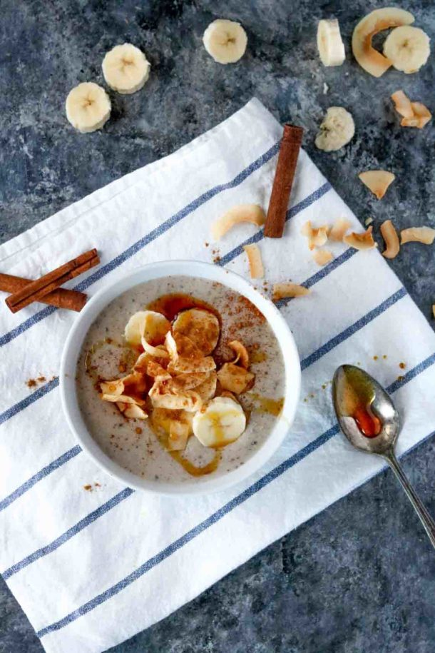 Gluten-free Banana N'Oatmeal