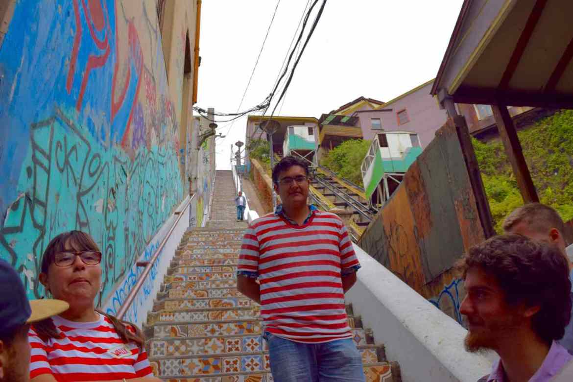 Tours4Tips, Valparaiso