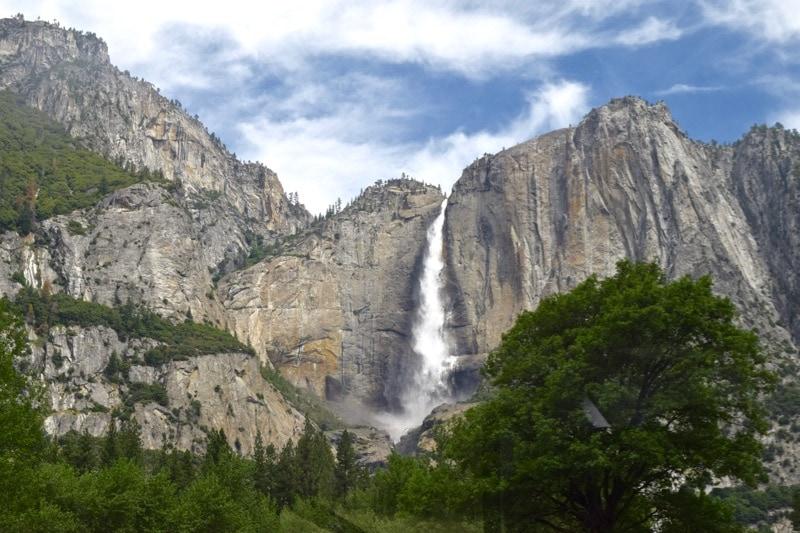 Yosmite Falls, Yosemite National Park