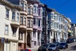 Just love the houses in San Francisco