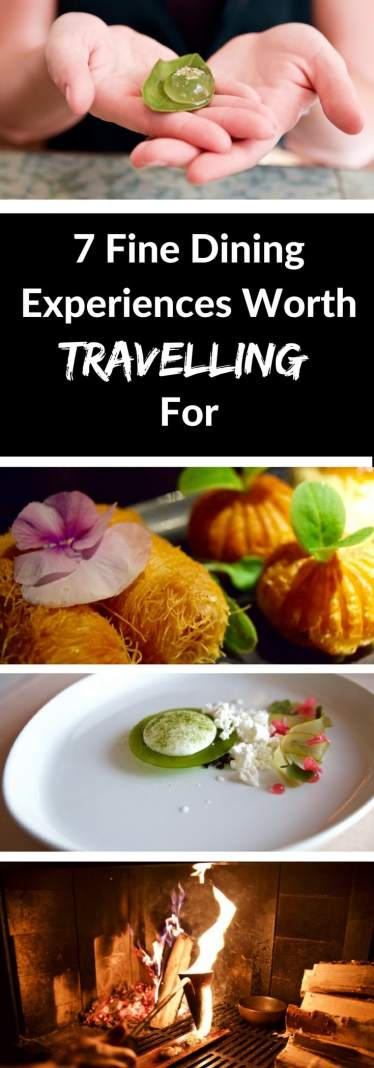 7 Top Food Experiences Worth Travelling For