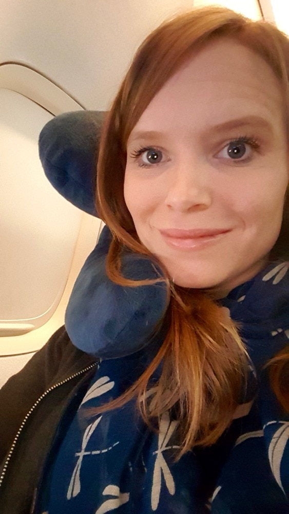 J Neck Pillow