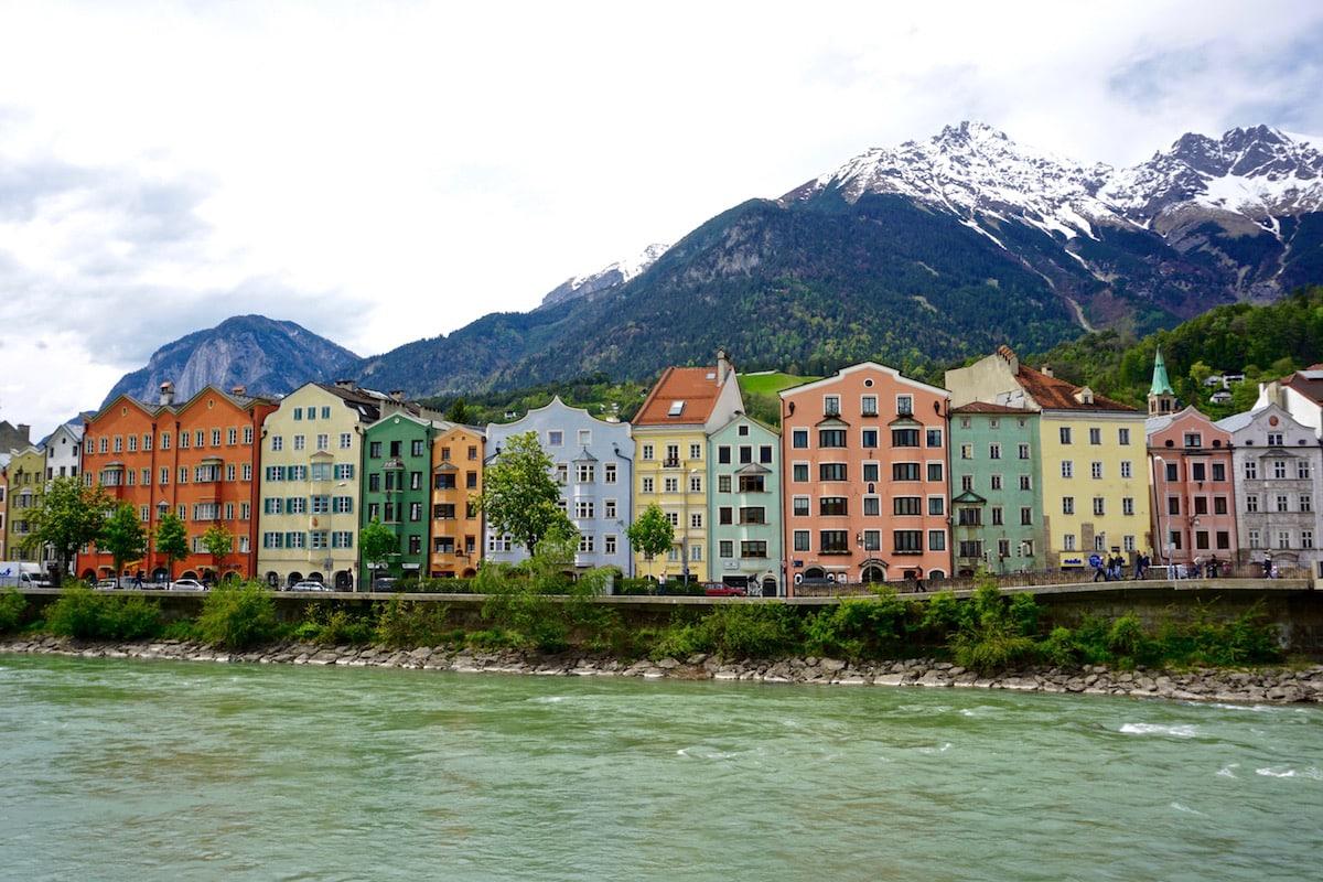 Free Car Parks In Innsbruck
