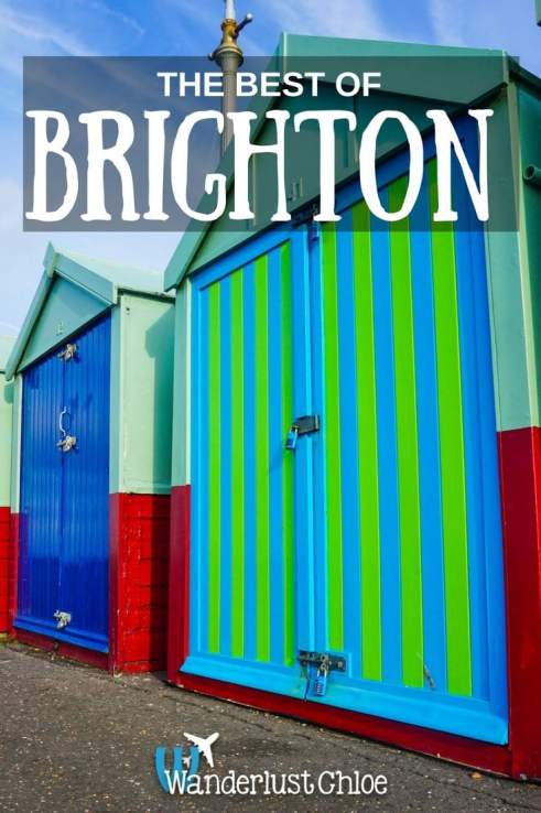 The Best Of Brighton, England