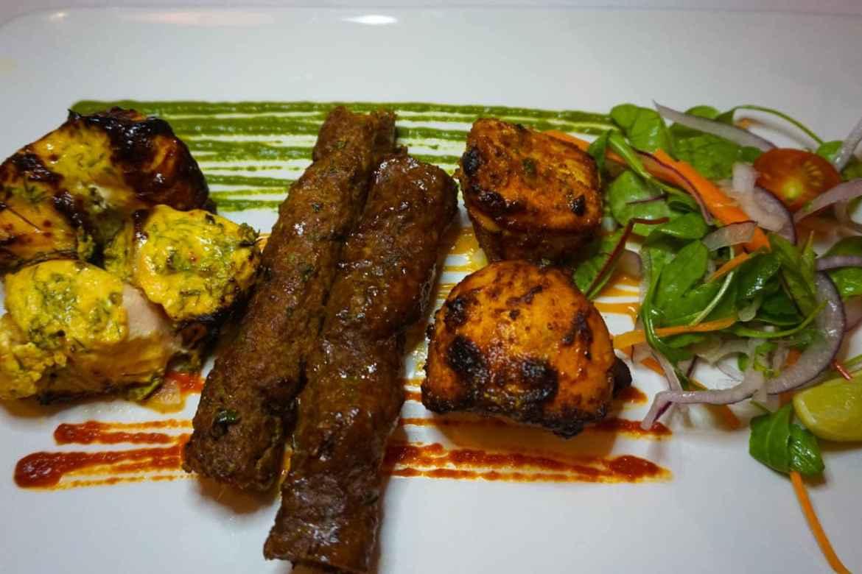 Dinner at Pushkar, Birmingham