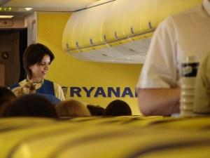 dimensioni bagaglio ryanair check in